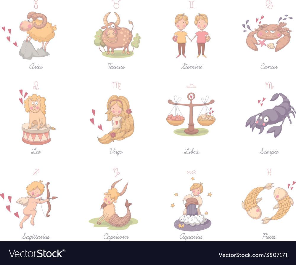 cute libra horoscope sign