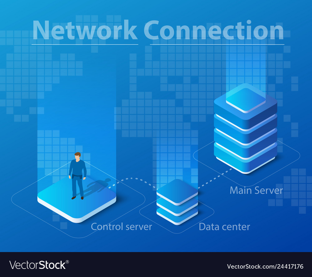 Isometric of network technology