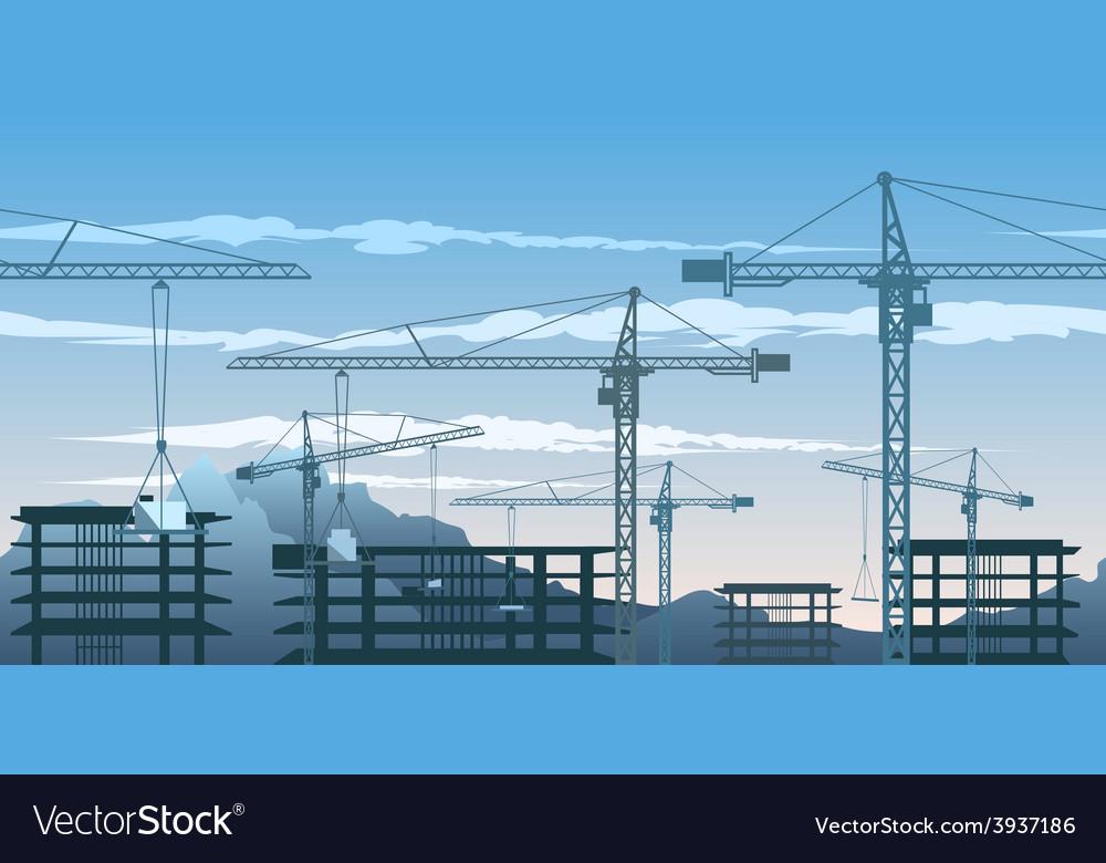 Building area pattern