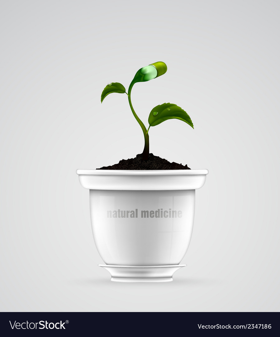 Concept of natural medicine