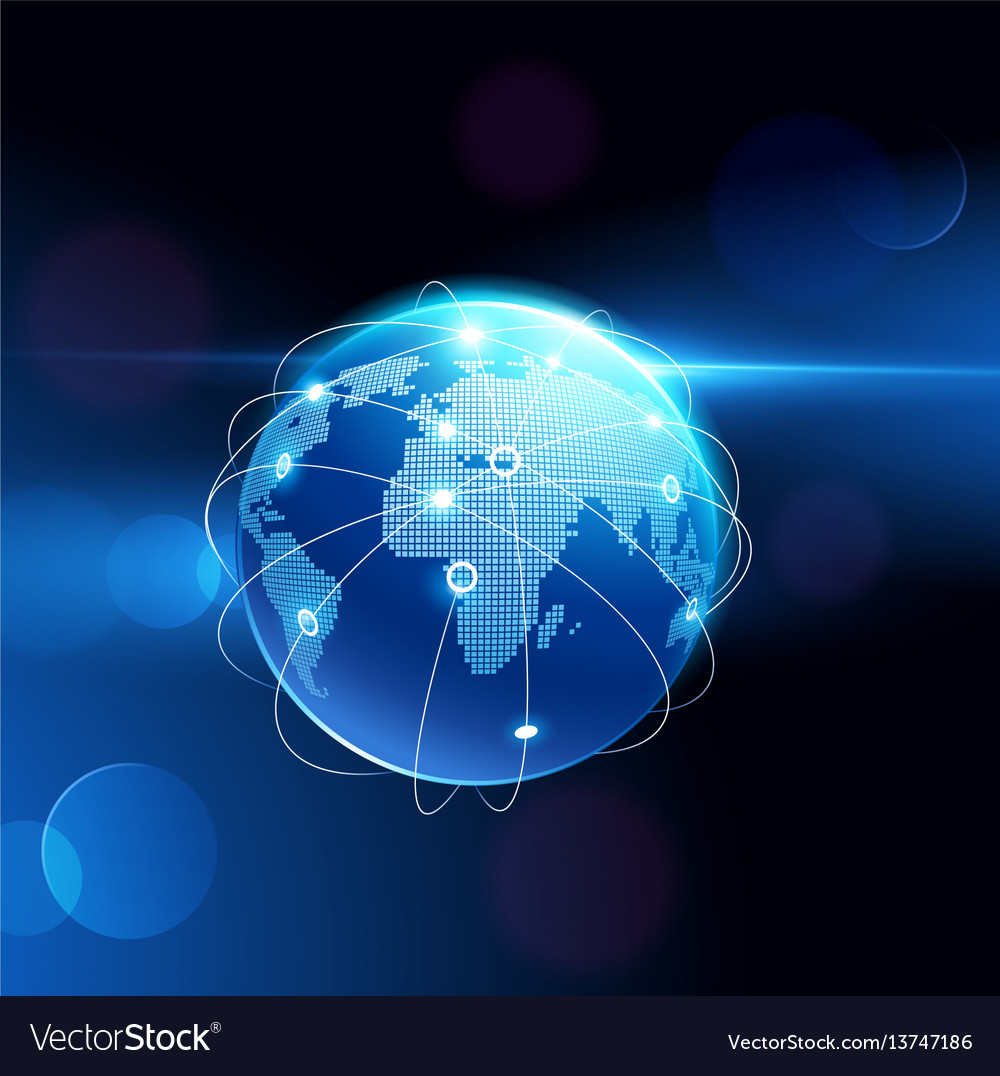 Globe network connection