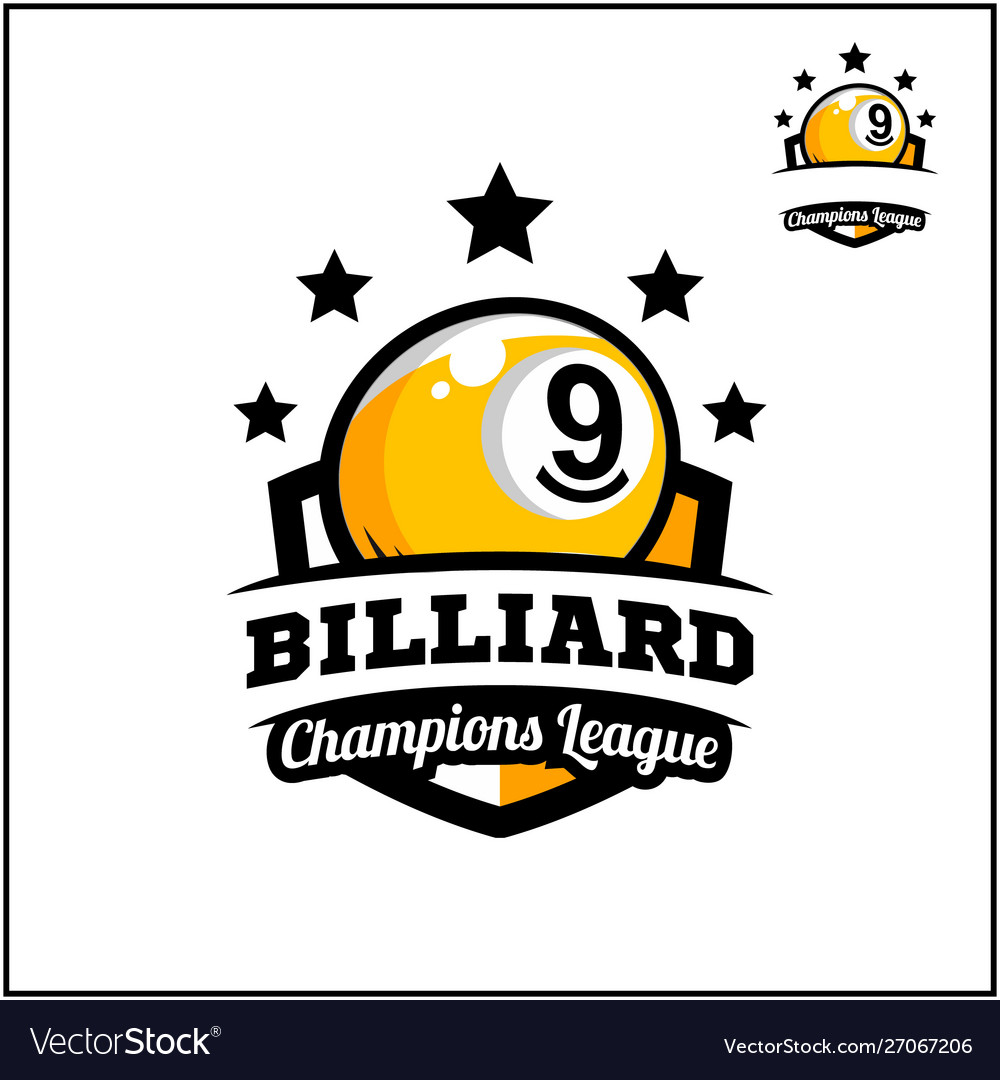 sport ball champions league logo royalty free vector image sport ball champions league logo royalty free vector image