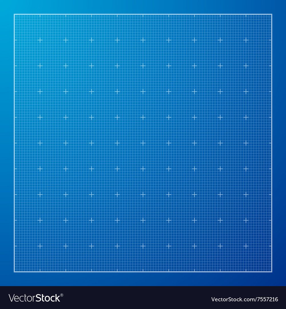 blue graph grid paper background royalty free vector image
