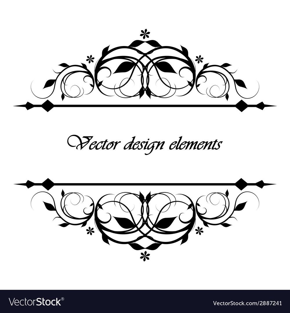 Calligraphic patterns