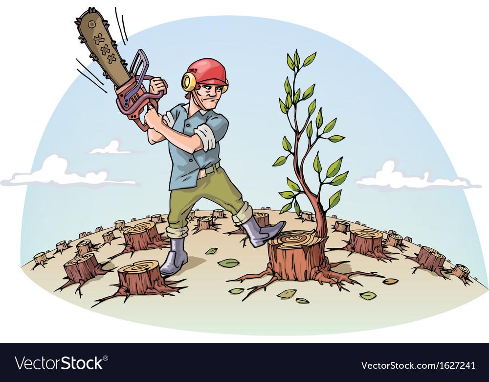 Destructing Forest
