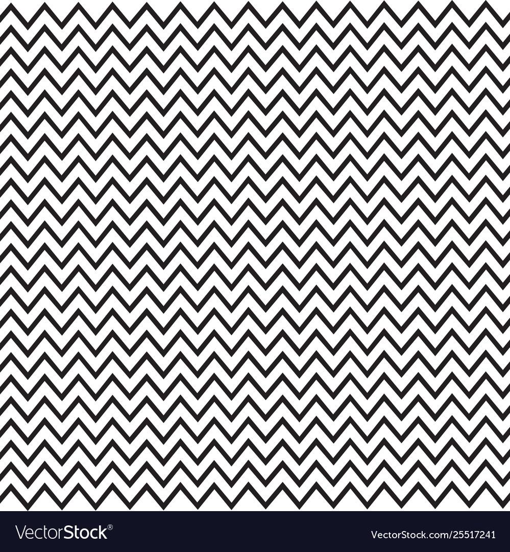 Zigzag seamless pattern minimalistic image