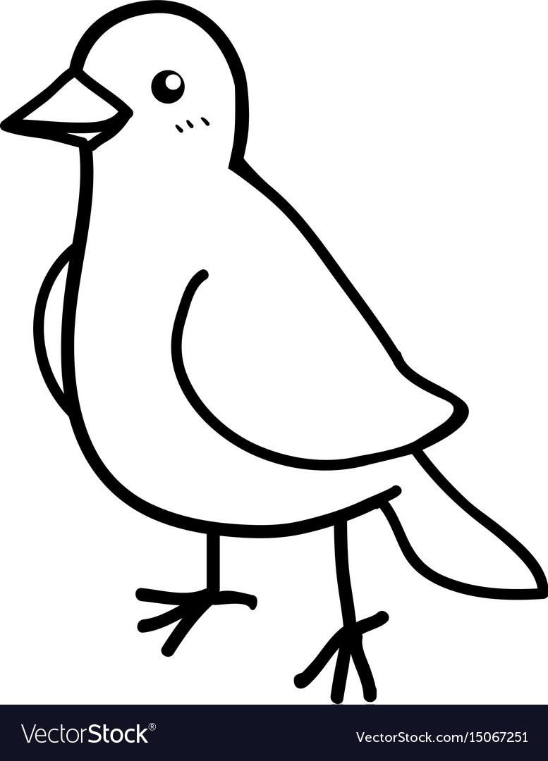 Dove bird symbol
