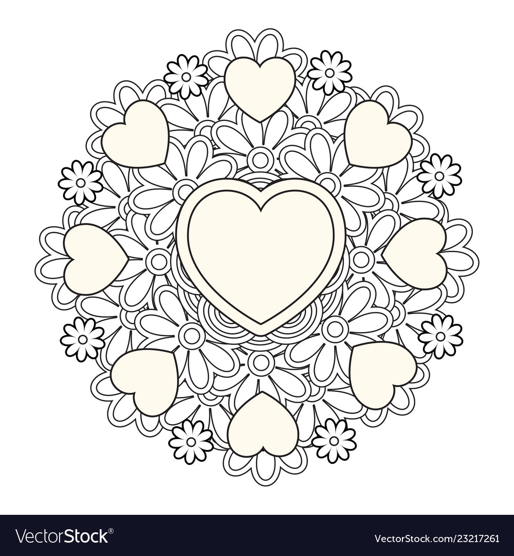 40+ Valentine's Day Coloring Pages PDF Printables | 1080x1000