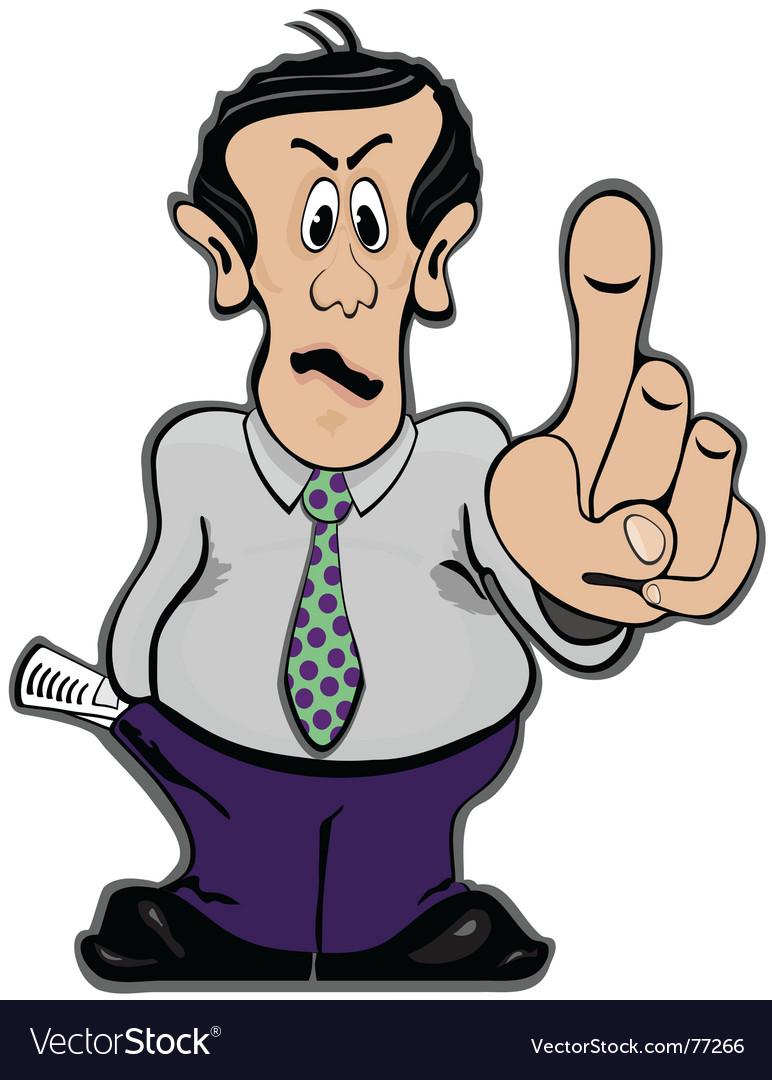http://www.vectorstock.com/i/composite/72,66/77266/man-holding-finger-up-vector.jpg