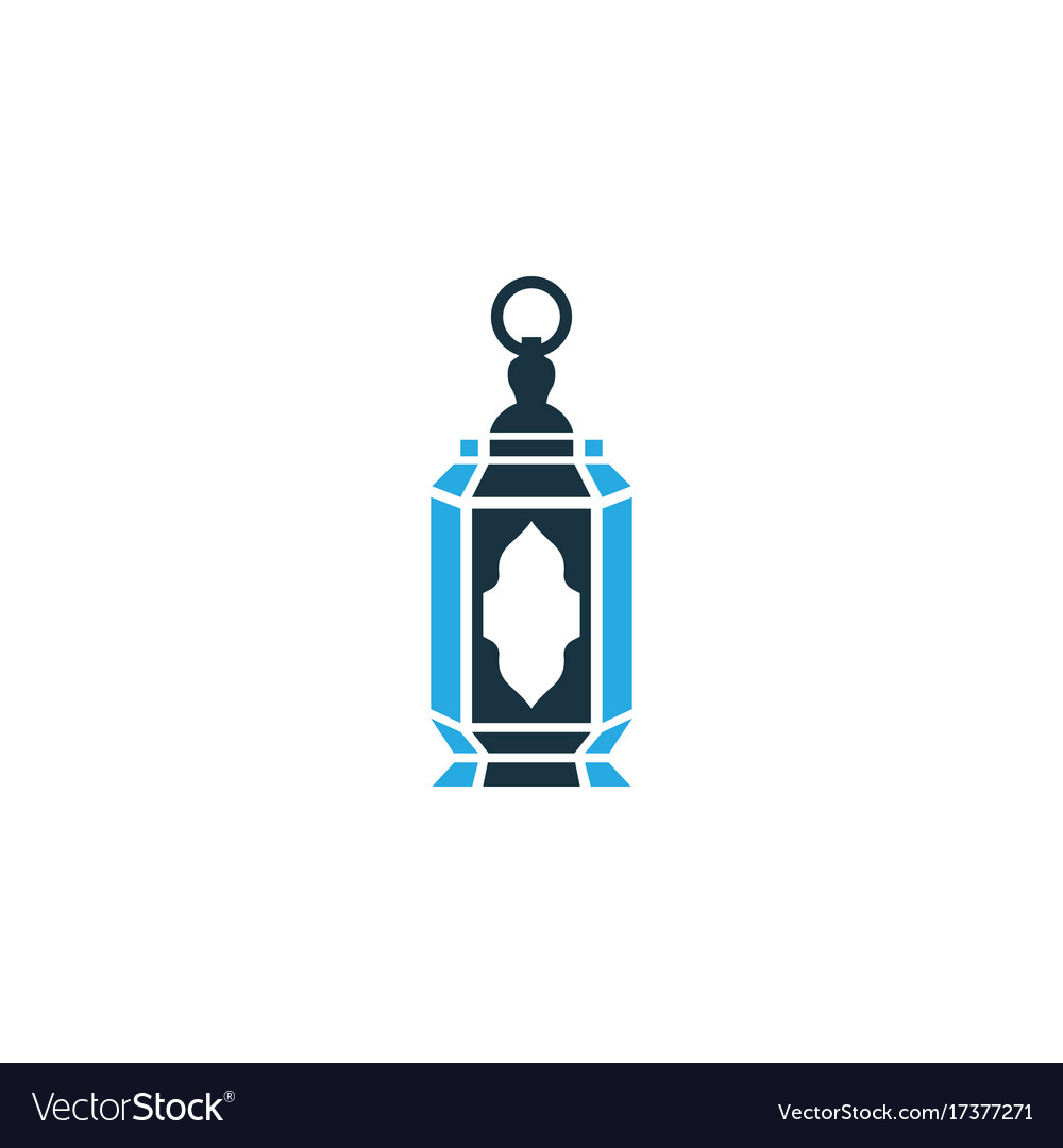 Lantern colorful icon symbol premium quality