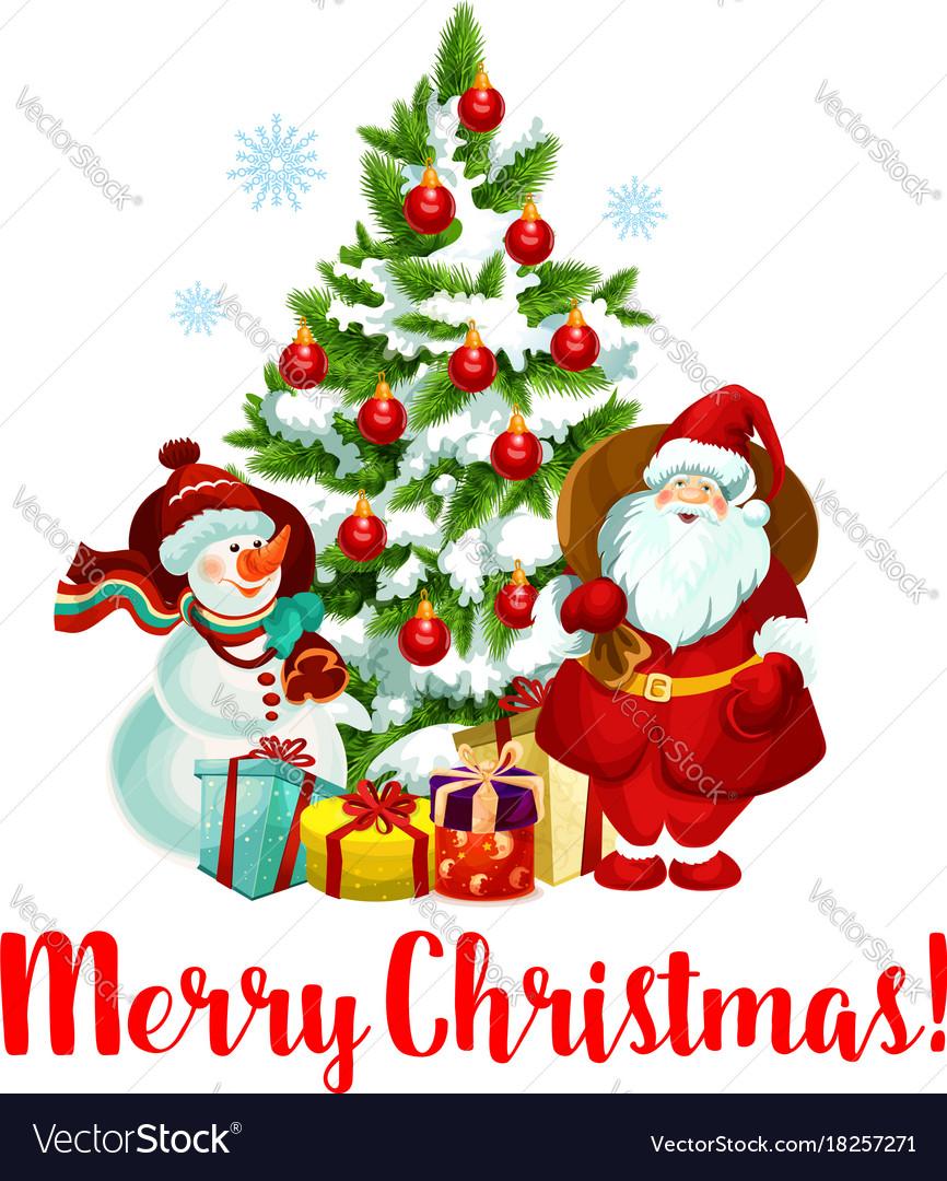 Christmas Holidays Icon.Winter Christmas Holiday Santa Snowman Icon