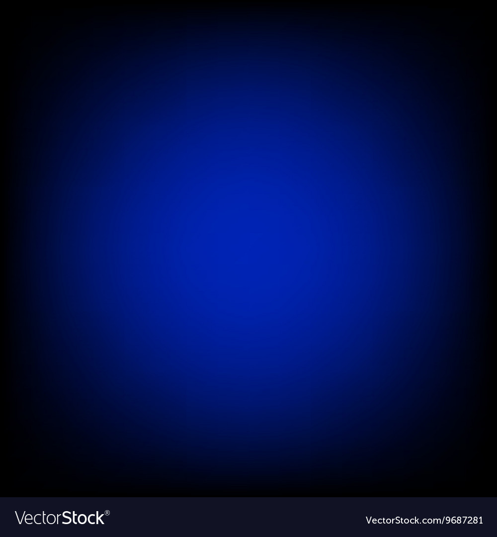 Blue Black Square Gradient Background Royalty Free Vector