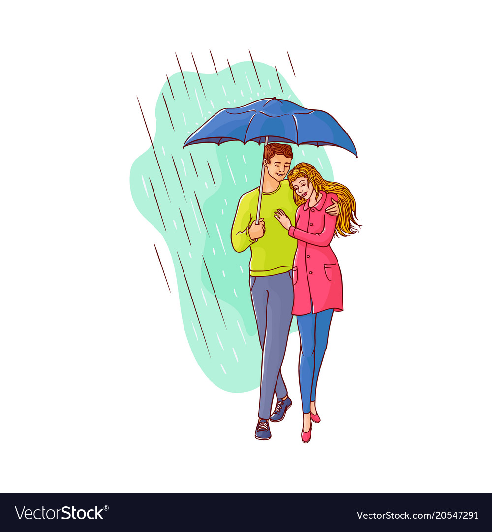 картинки с праздником день прогулок под дождем выложила