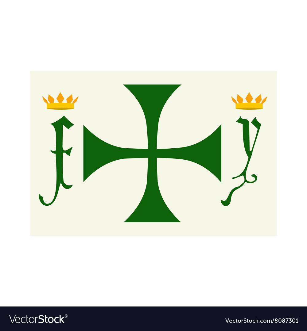 Columbus day symbol icon