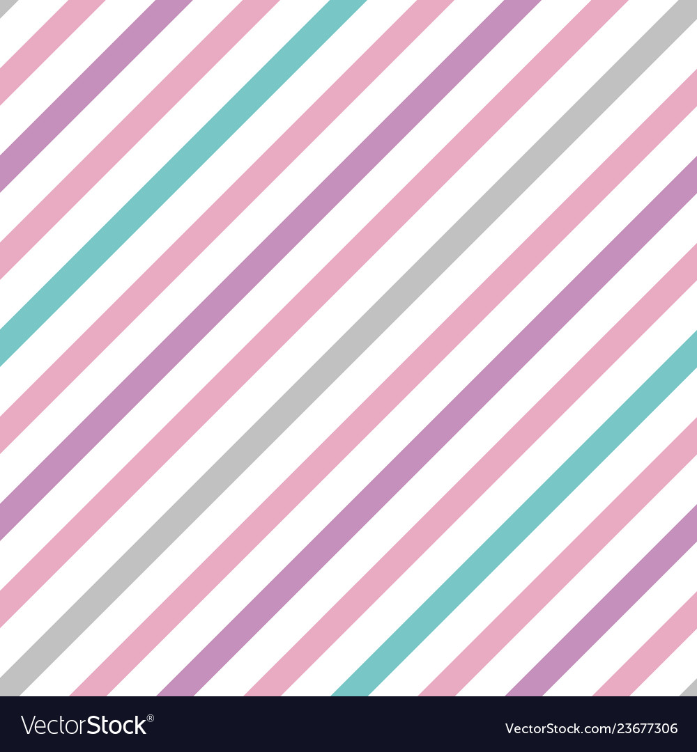Pastel simple seamless pattern with stripes