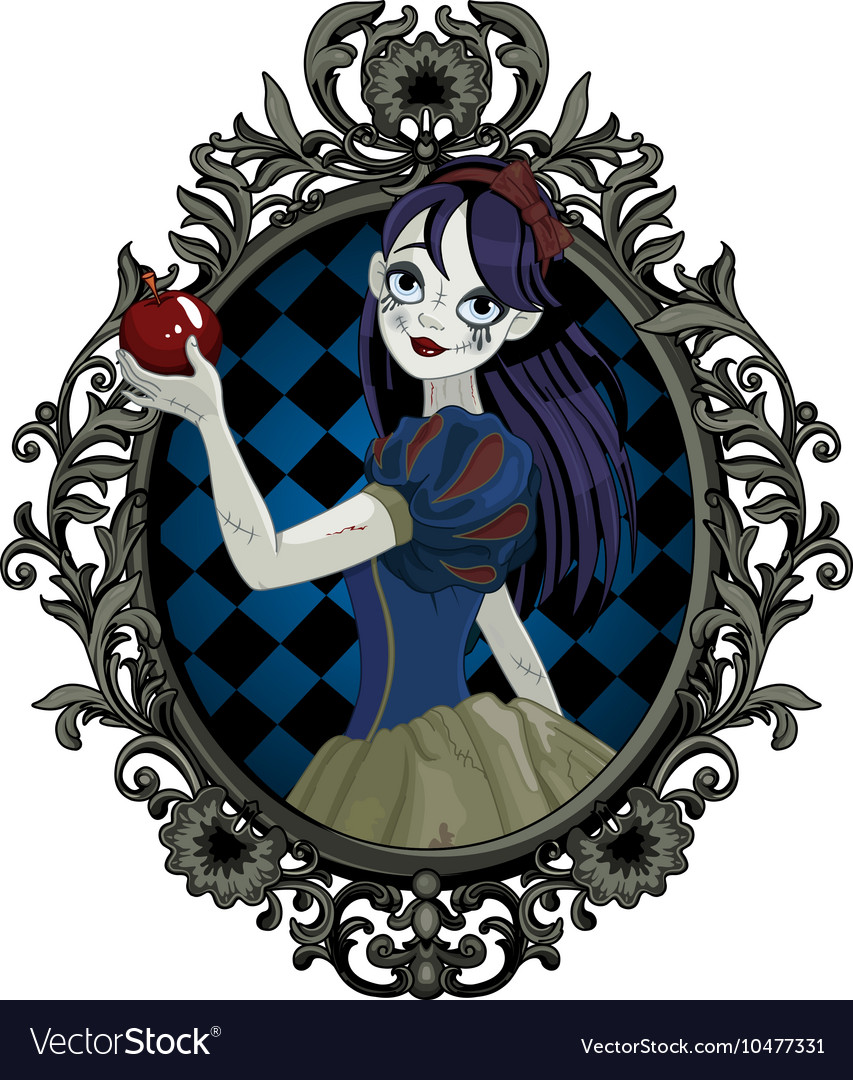 Halloween Snow White
