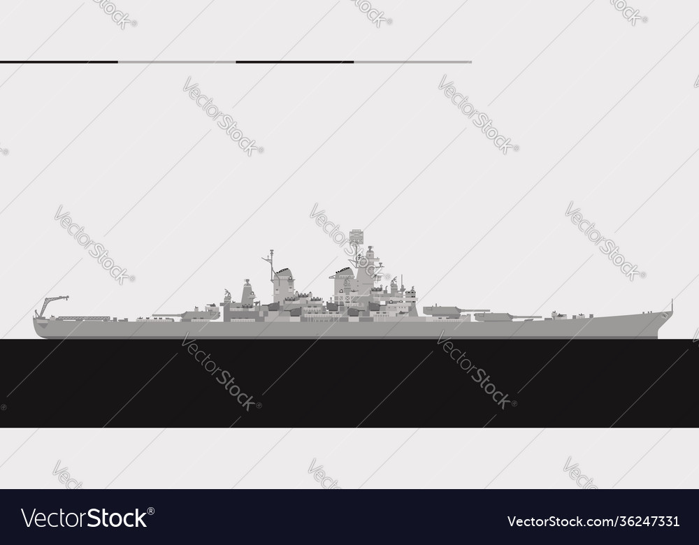 Uss iowa 1943 united states navy battleship