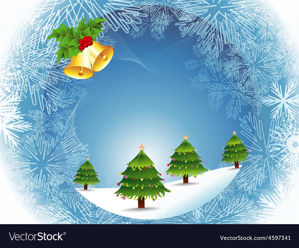 Beautiful Christmas Abstract design
