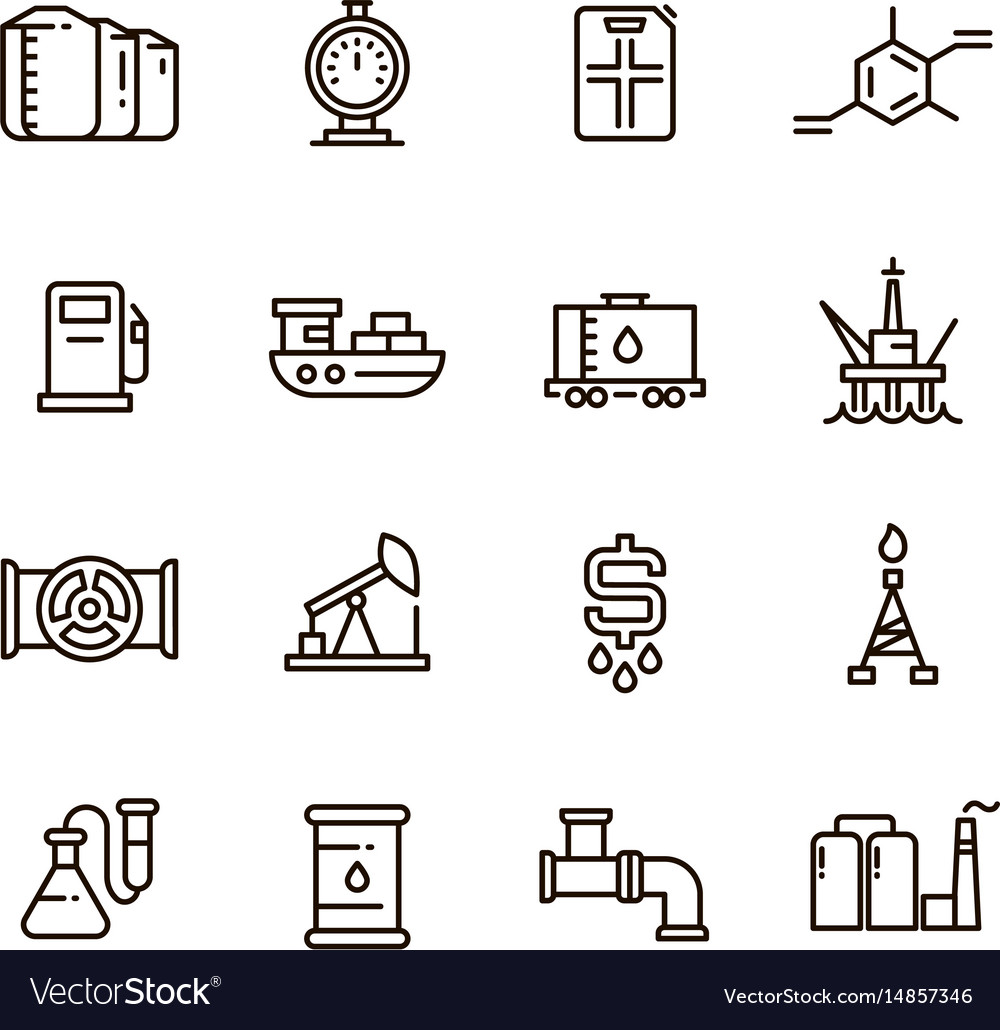 Oil and gas manufacturing and industrial equipment