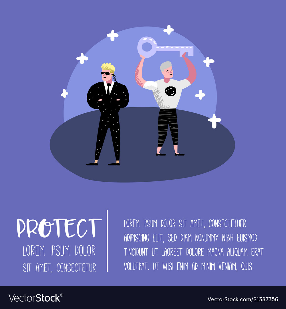 General data protection regulation concept gdpr