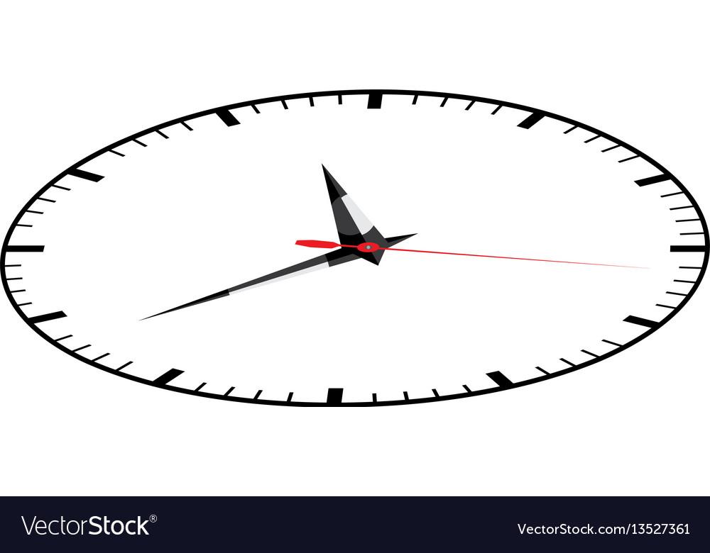 Color sticker clock icon