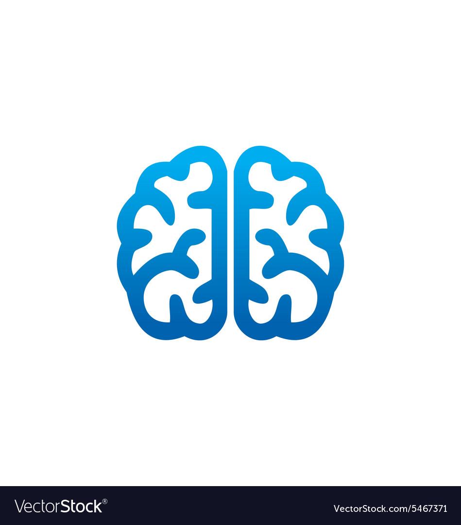 brain abstract knowledge science logo royalty free vector rh vectorstock com free vector science icons free science vector illustrations