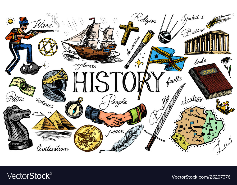 History people science and education