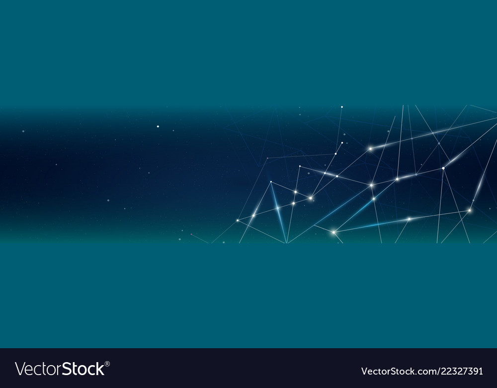Smooth dark blue background