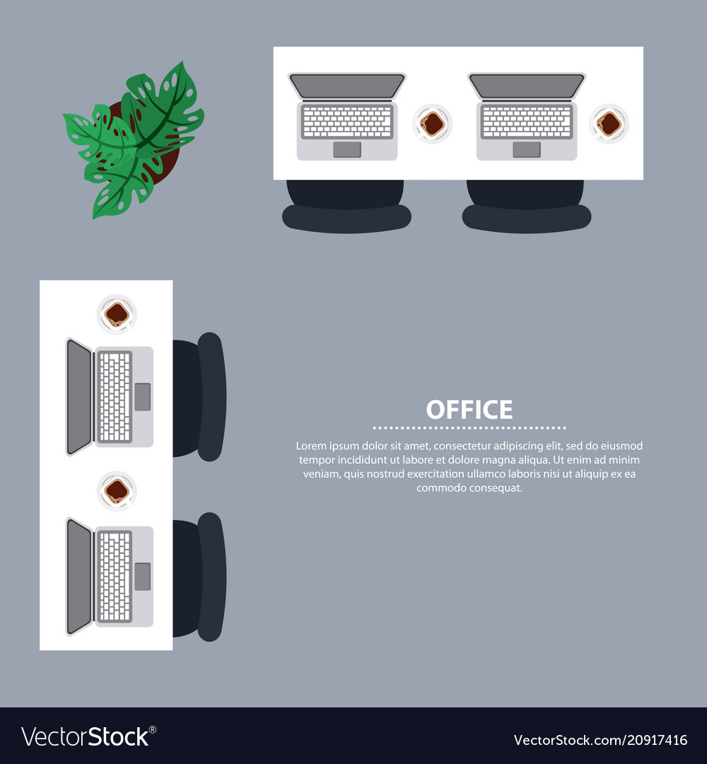Office workspace business
