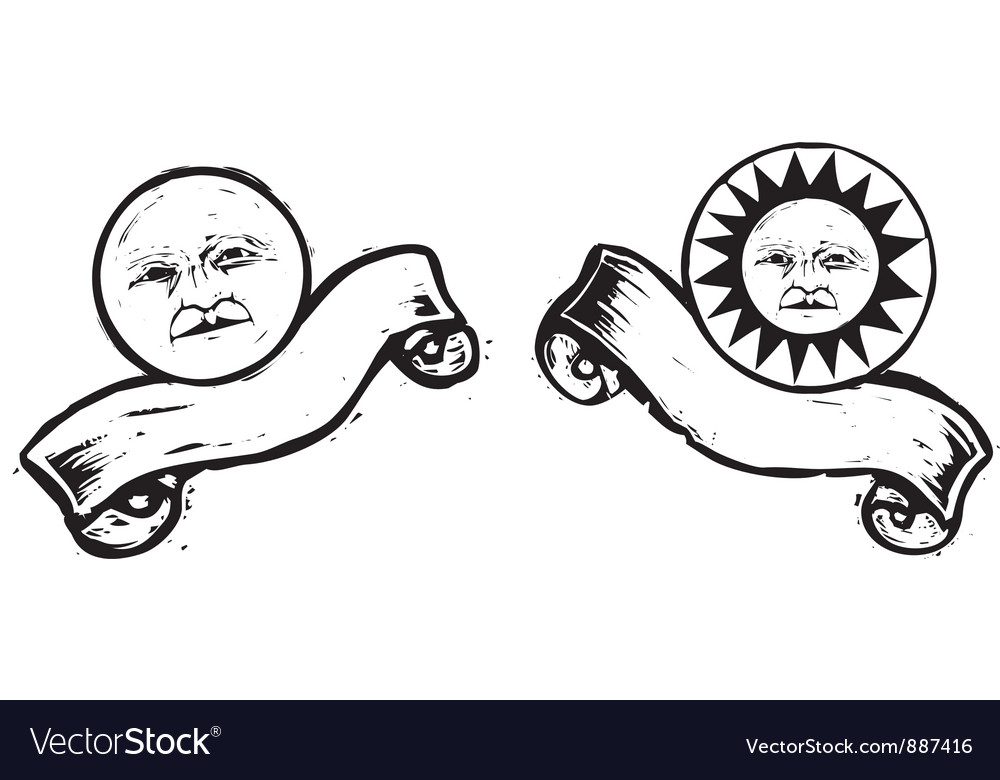 Sun and Moon Banners