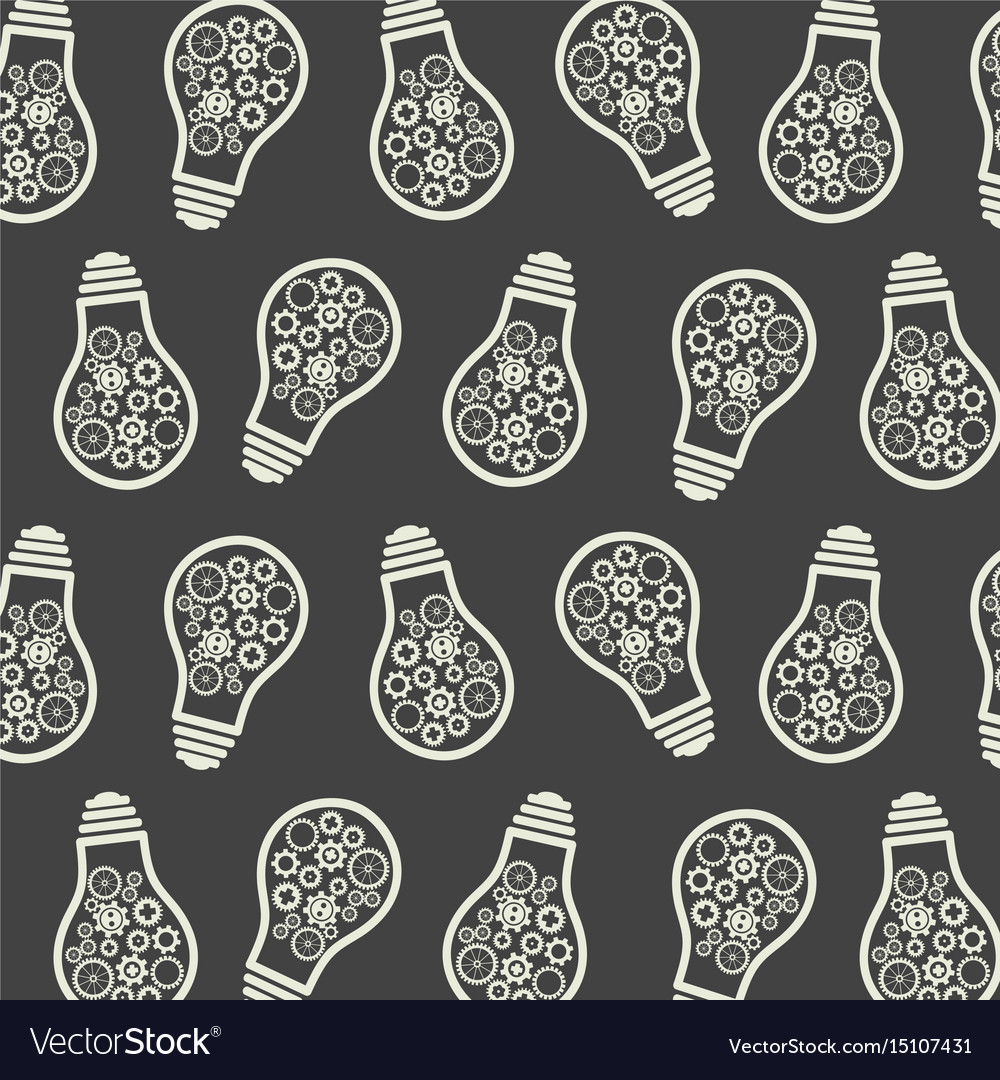 Light bulb pattern eureka lamp new idea for