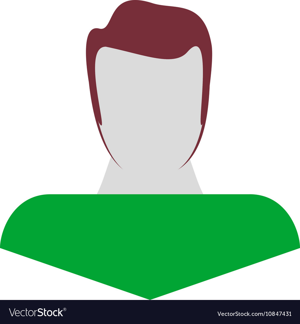 Profile Icon vector image