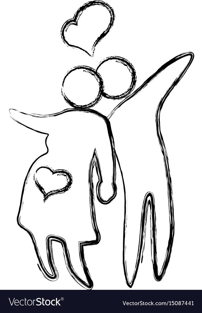 Family pictogram symbol