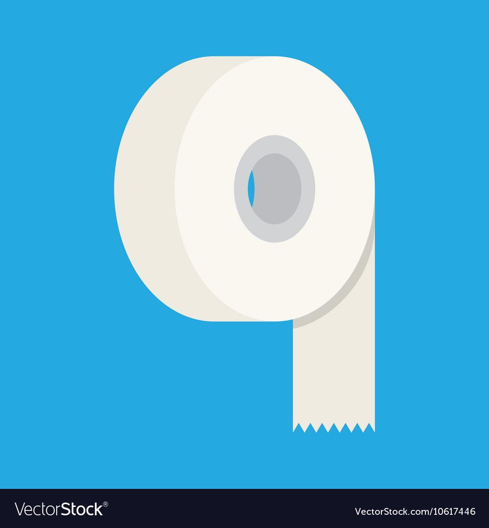 Adhesive tape flat icon