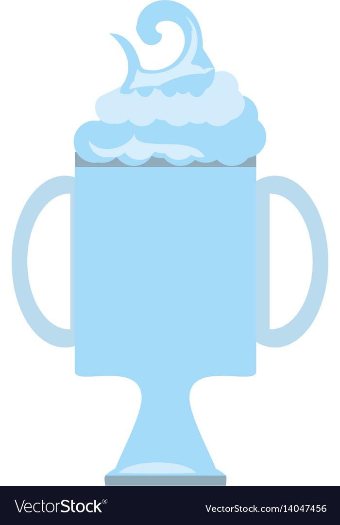 Freshly smoothie healthy beverage