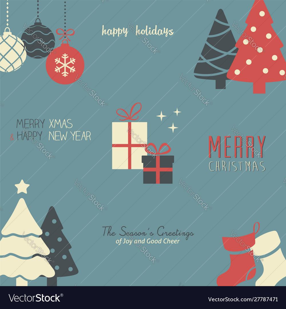 Holiday pattern