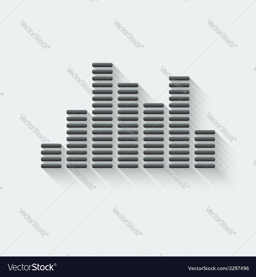 Equalizer music element