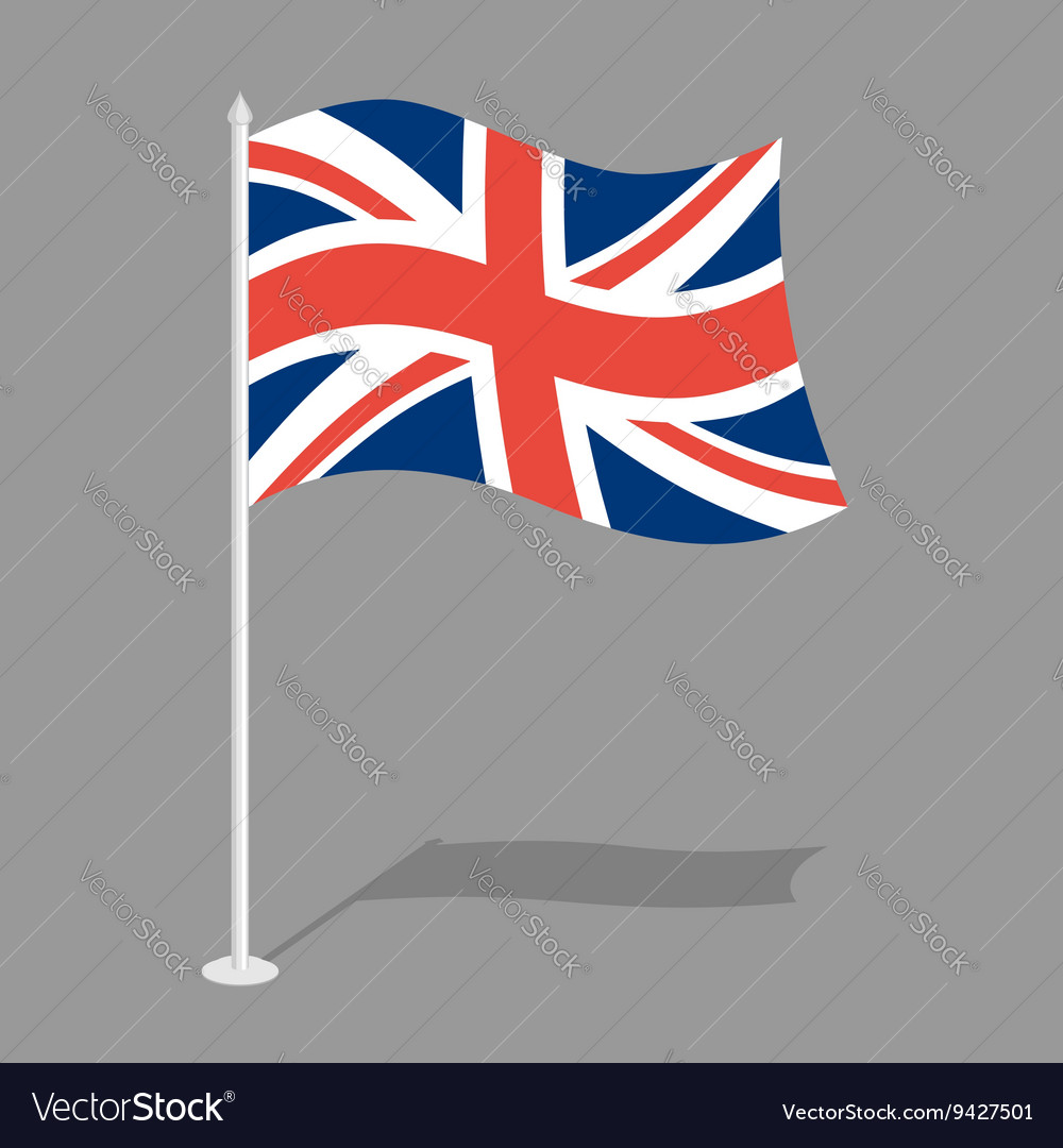 Great Britain Flag Official national symbol of