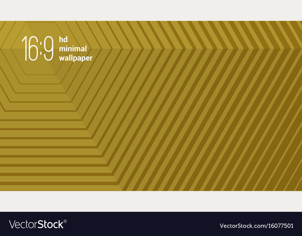 Minimalist wallpaper background vector image