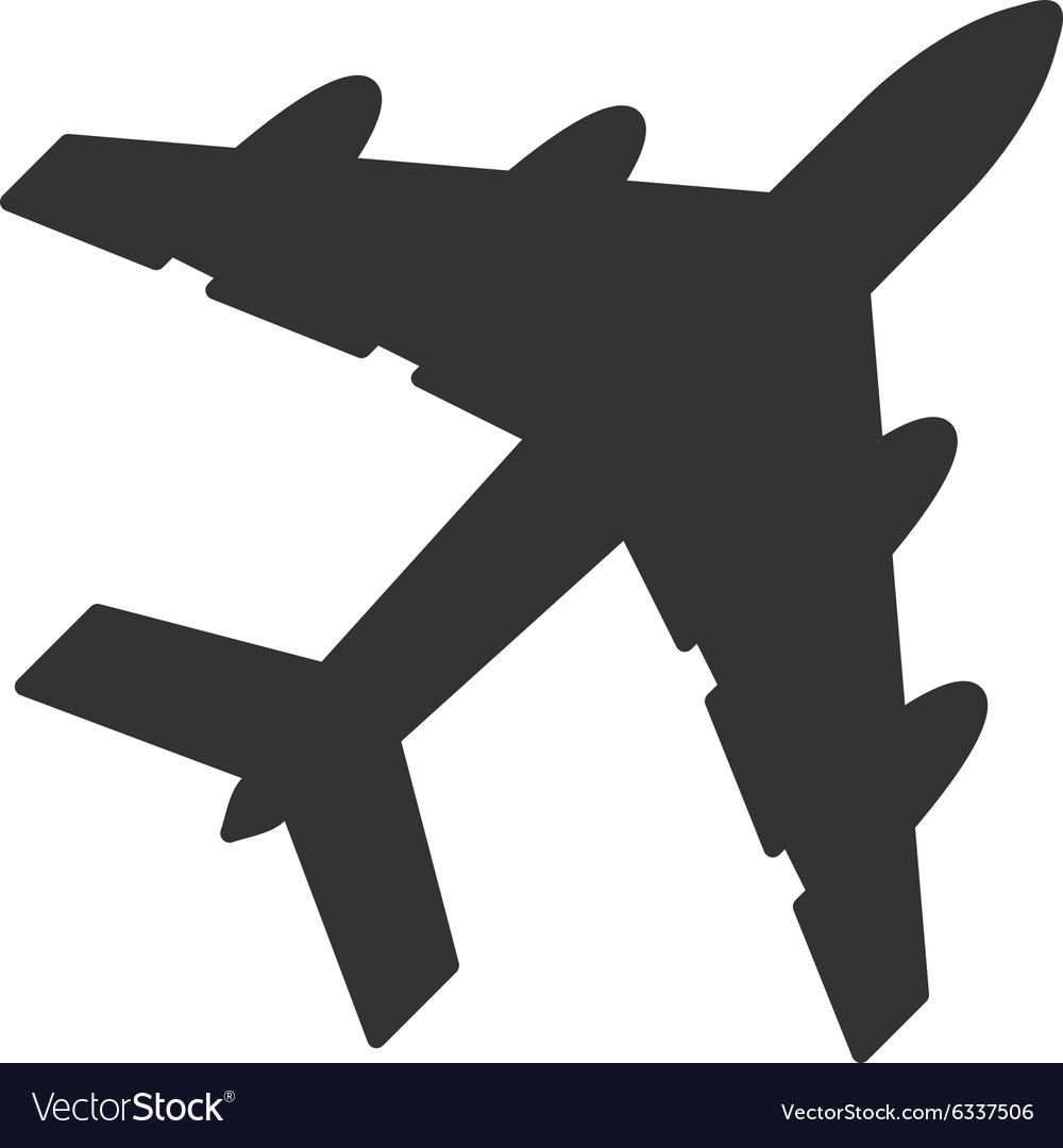 Bomber Flat Icon