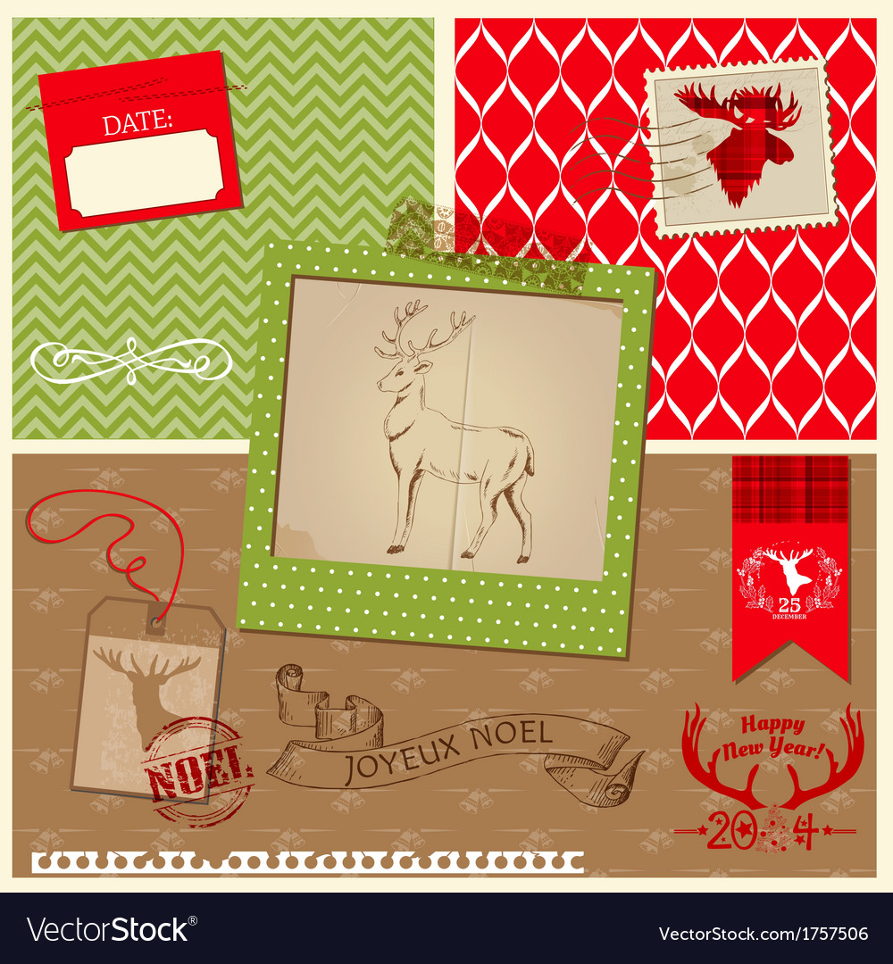 Christmas Reindeer Set