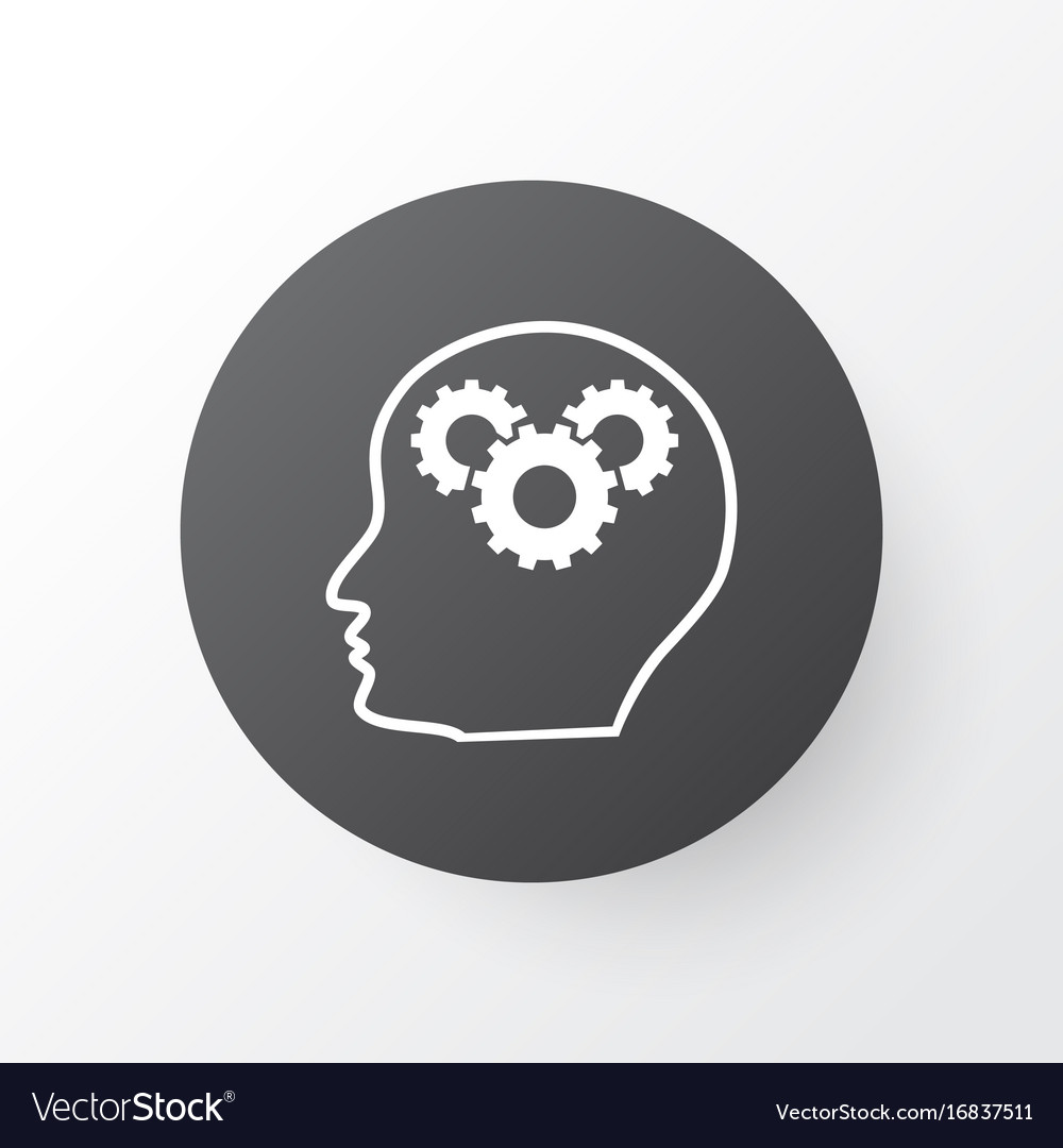 Creativity Icon Symbol Premium Quality Isolated Vector Image