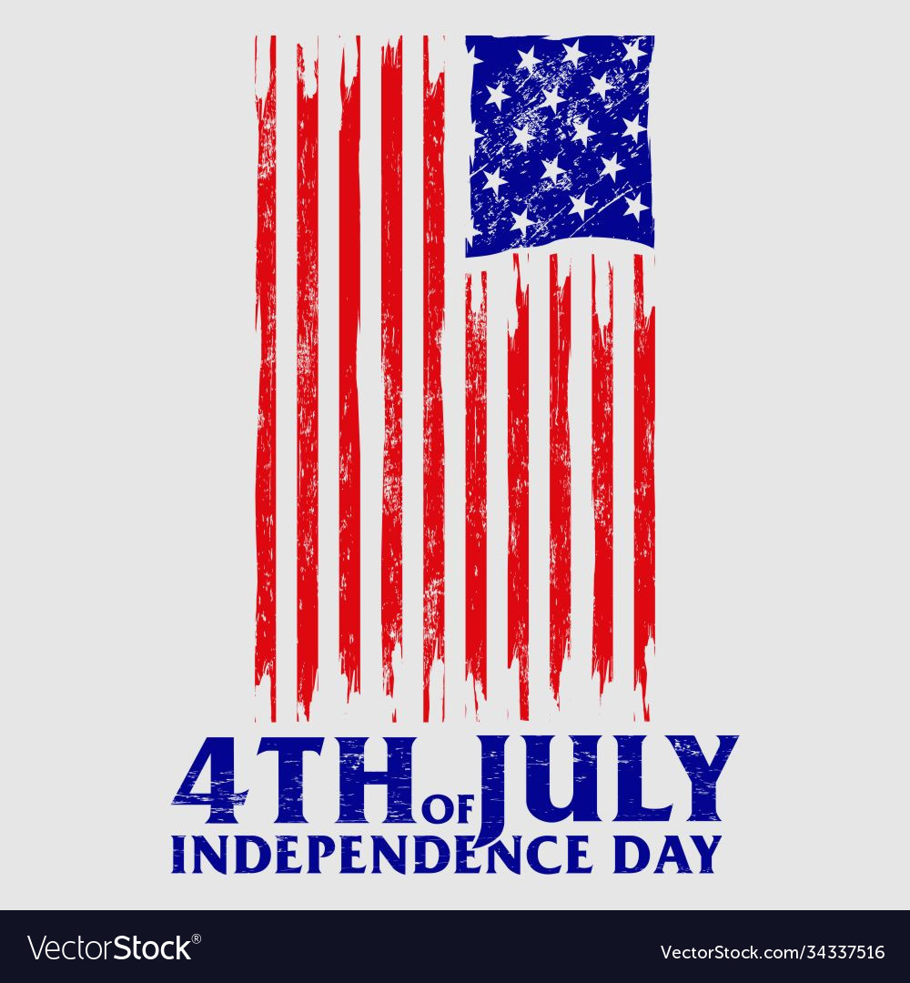America independence day design for sale