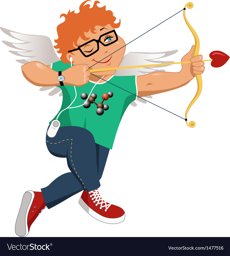 Hipster Cupid