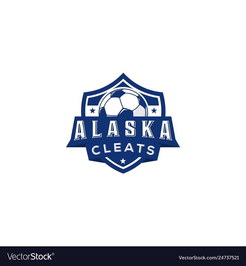 Football club emblem football game championship