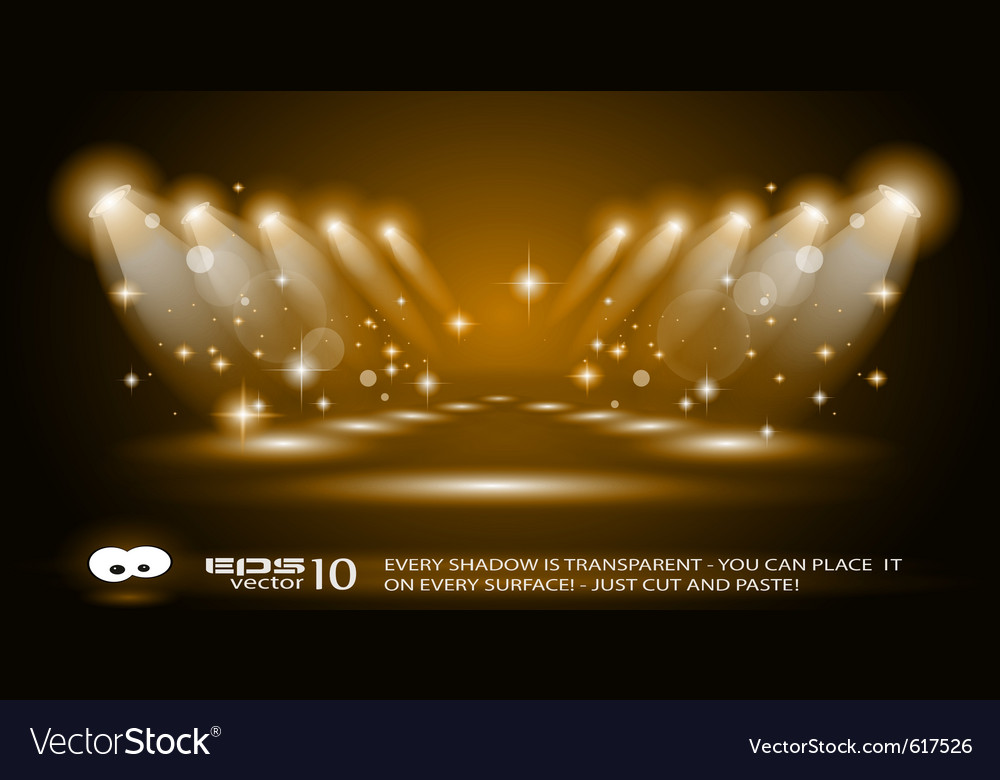 Magic spotlights
