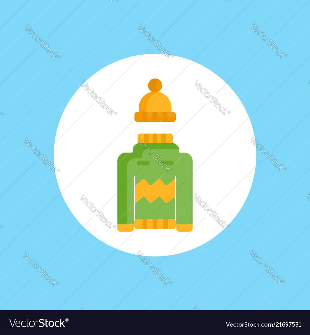 Sweater icon sign symbol
