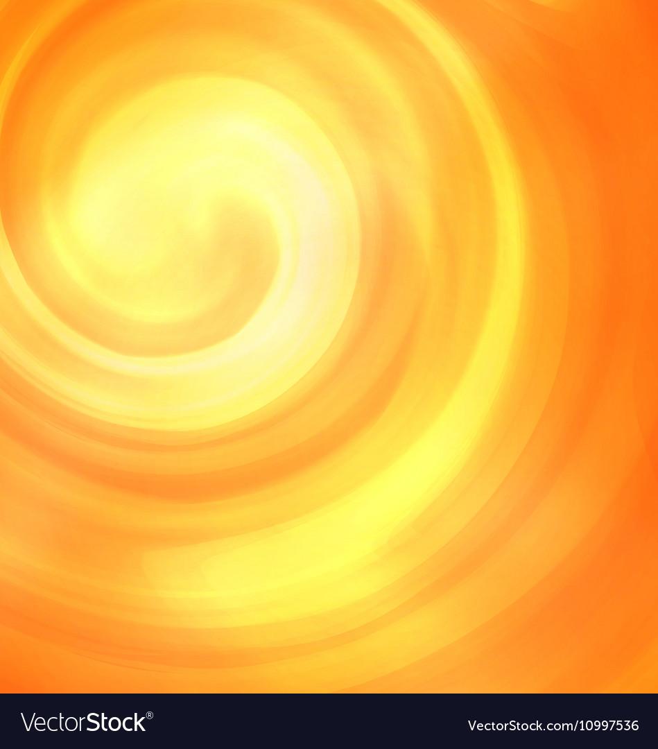 Orange Light Abstract Backgroundsunny Wallpaper