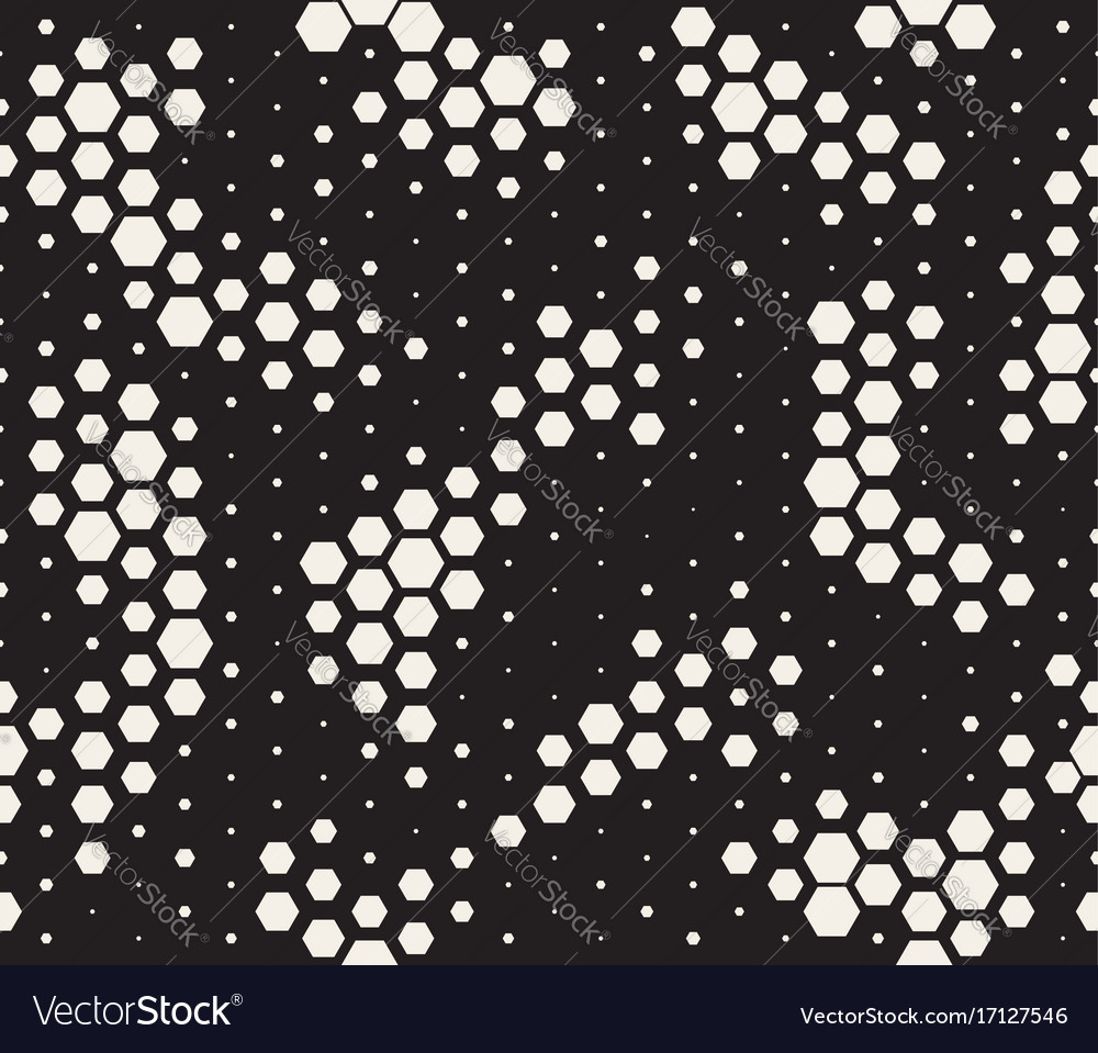 Halftone pattern snake skin style seamless