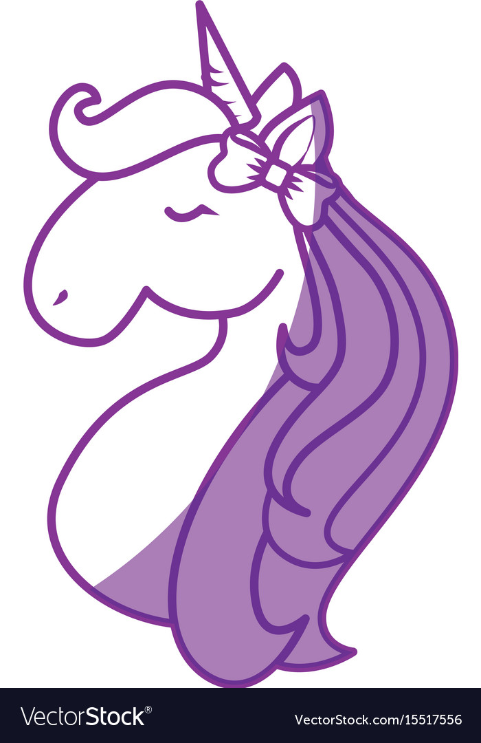 Magical unicorn design